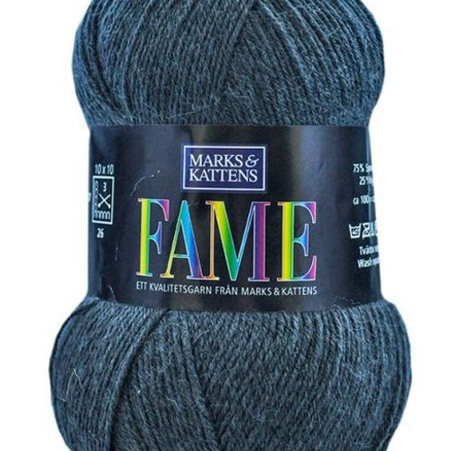 Fame , Mörkgrå