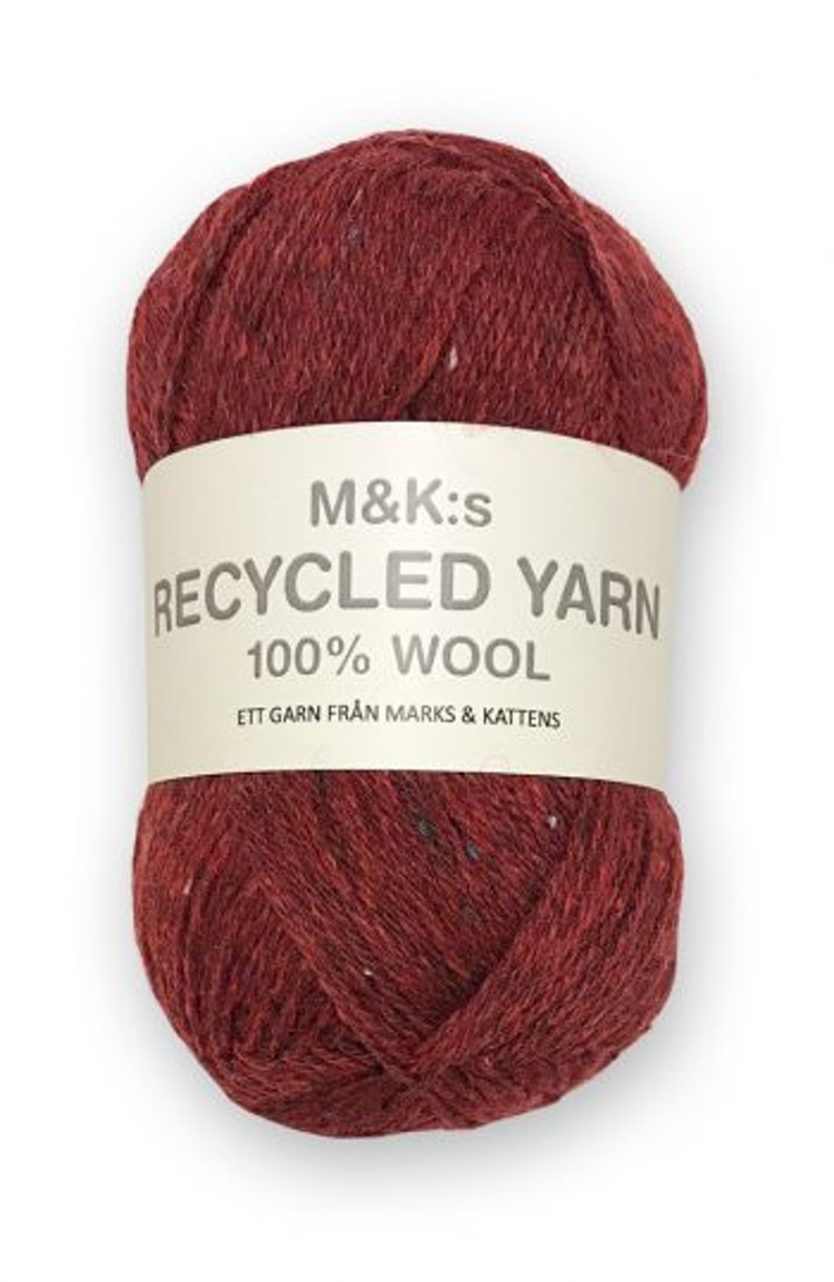 M&K Recycled Yarn, Vinöd