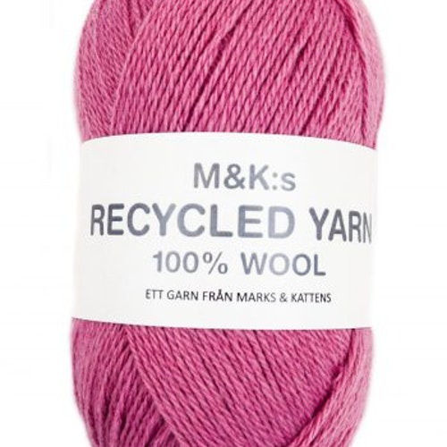 M&K Recycled Yarn, Mörkrosa