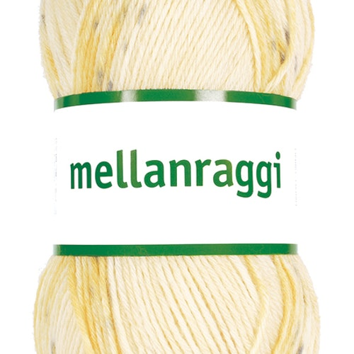 Mellanraggi 100g Yellow banana print