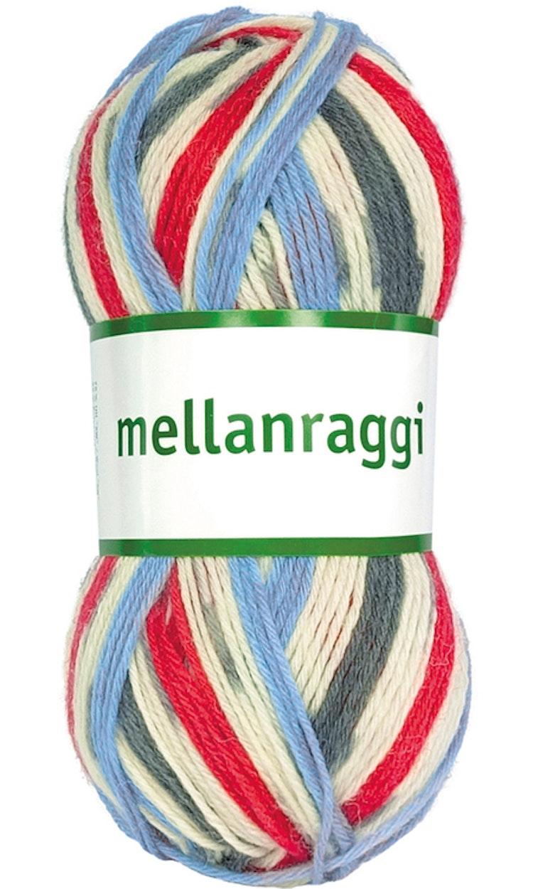 Mellanraggi 100g Rustic red