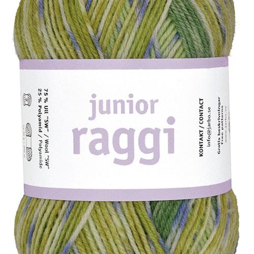 Junior Raggi 50g Zigzag leafy