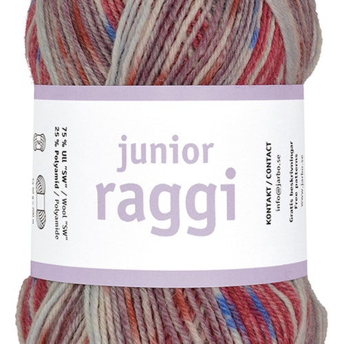 Junior Raggi 50g Zigzag earthy