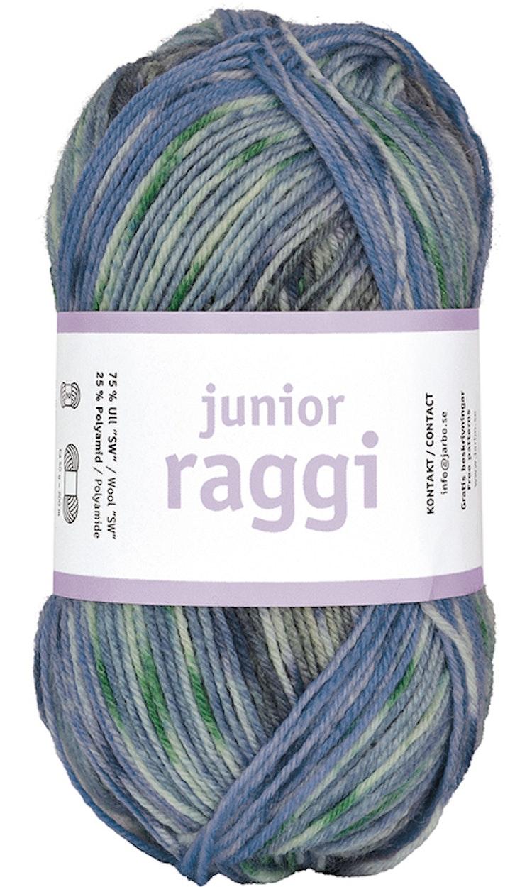 Junior Raggi 50g Zigzag wavy
