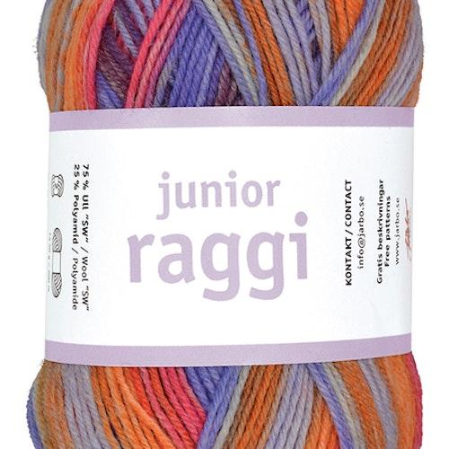 Junior Raggi 50g Sunrise stripes