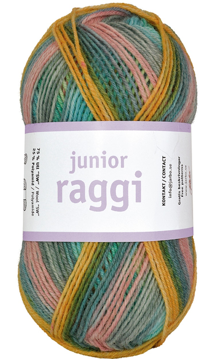 Junior Raggi 50g Fire stripes