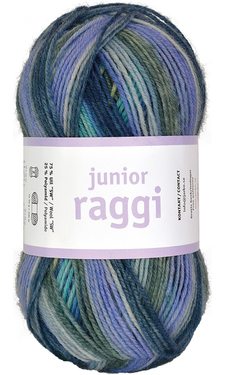 Junior Raggi 50g Thunder stripes