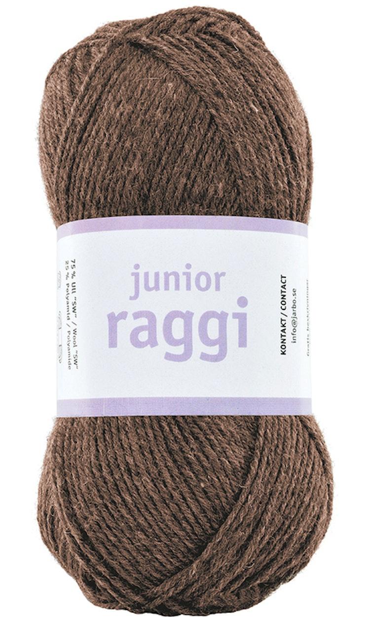 Junior Raggi 50g Brown