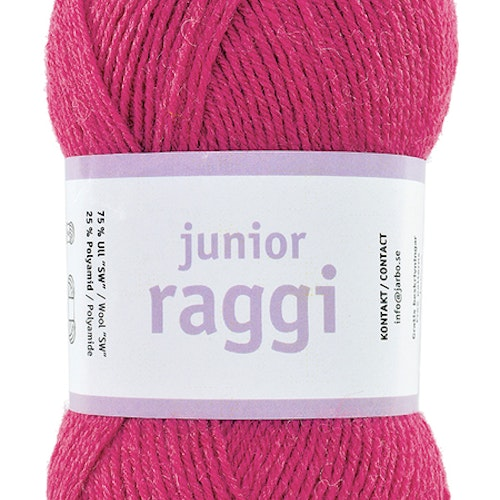 Junior Raggi 50g Heather pink