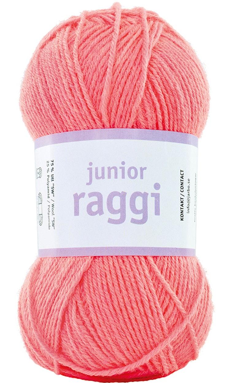 Junior Raggi 50g Pink
