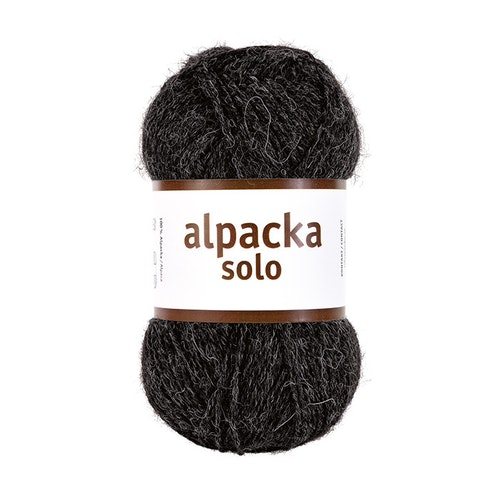 ALPACKA SOLO 50G SOOTY GREY