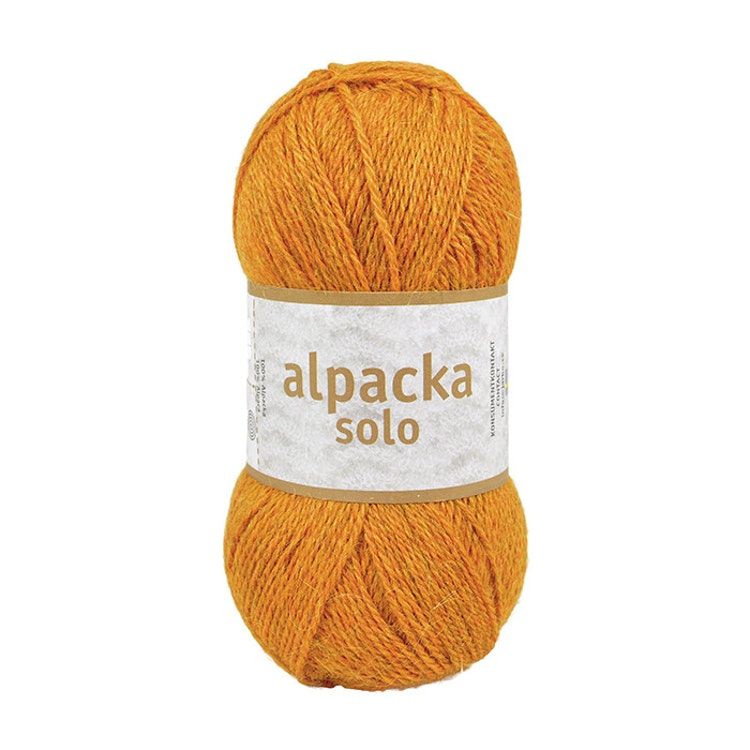 ALPACKA SOLO 50G AMBER YELLOW