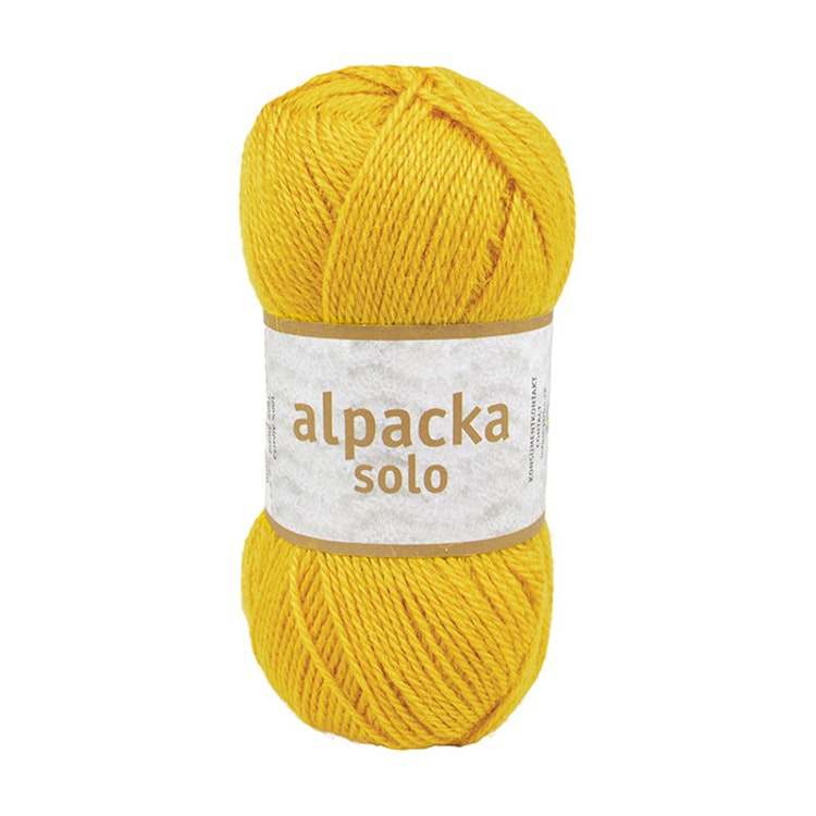 ALPACKA SOLO 50G HONEY YELLOW