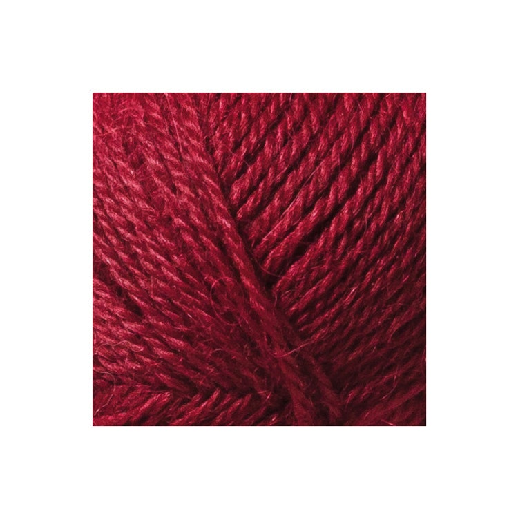 ALPACKA SOLO 50G MAROON RED