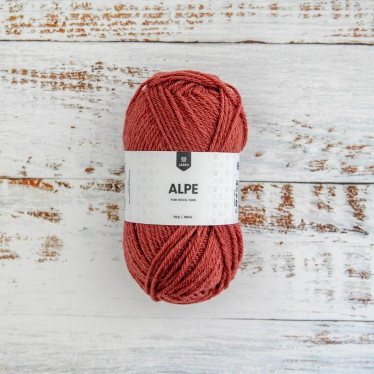 ALPE 50G RASPBERRY RED
