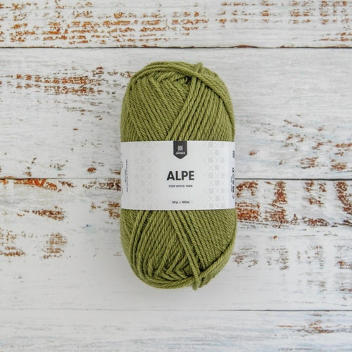 ALPE 50G MEADOW GREEN