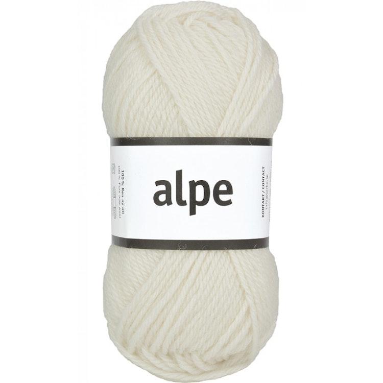 ALPE 50G WHITE CRISP