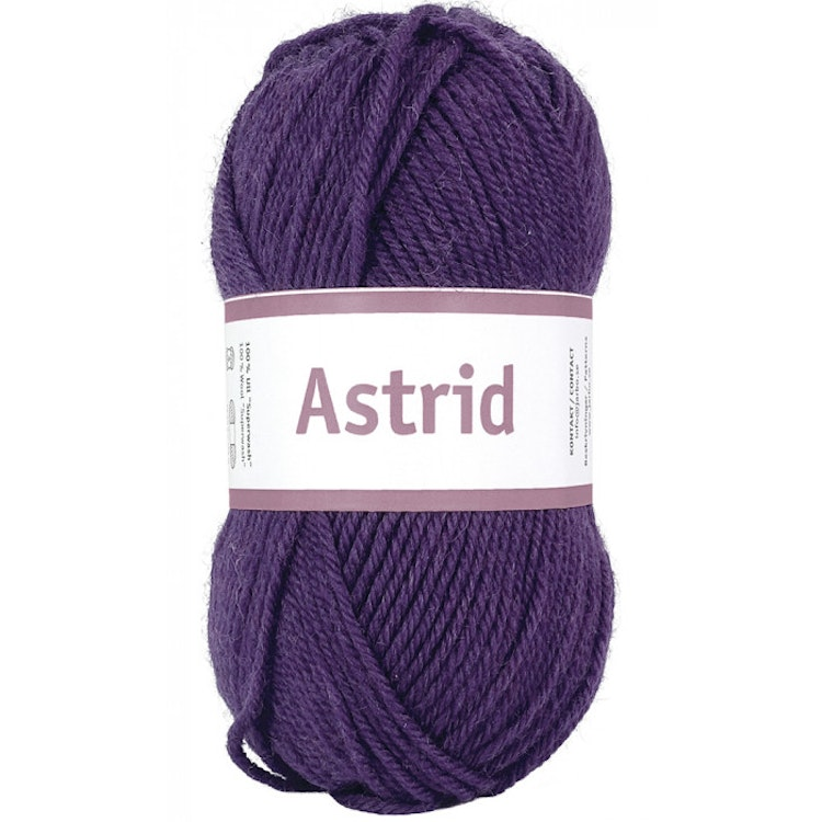 ASTRID 50G PERFECTLY PURPLE