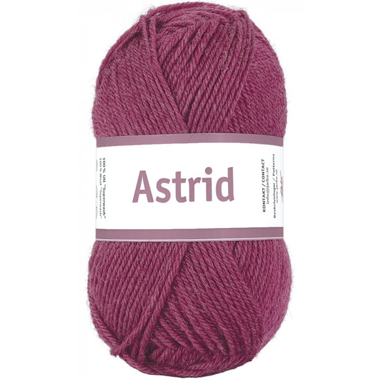 ASTRID 50G CHERRY PINK