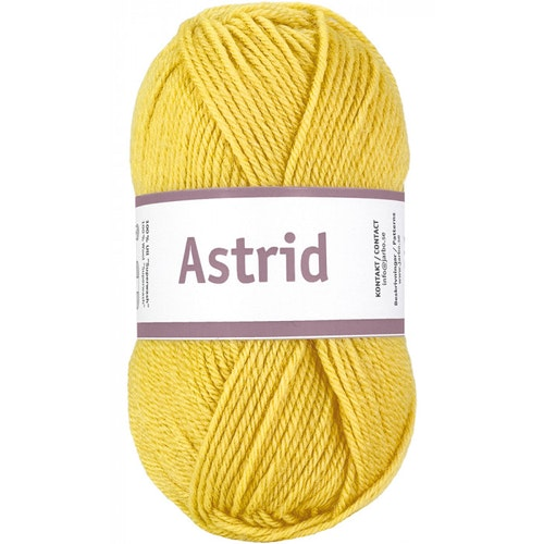 ASTRID 50G CANARY YELLOW