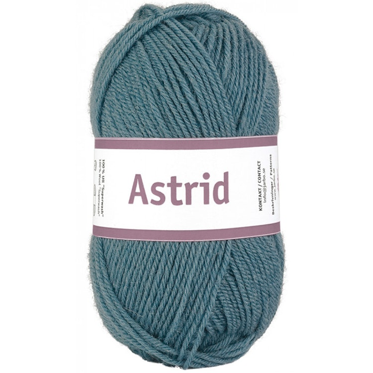 ASTRID 50G DARK TEAL
