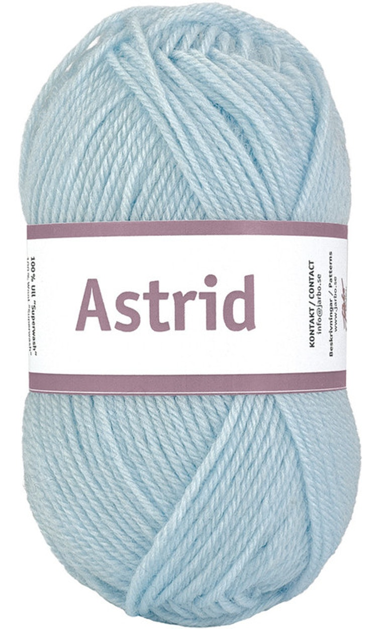 ASTRID 50G WATERY BLUE