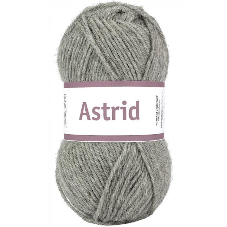 ASTRID 50G HEATHER LIGHT GREY