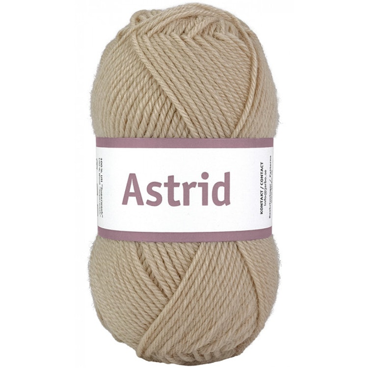 ASTRID 50G CAMEL BEIGE