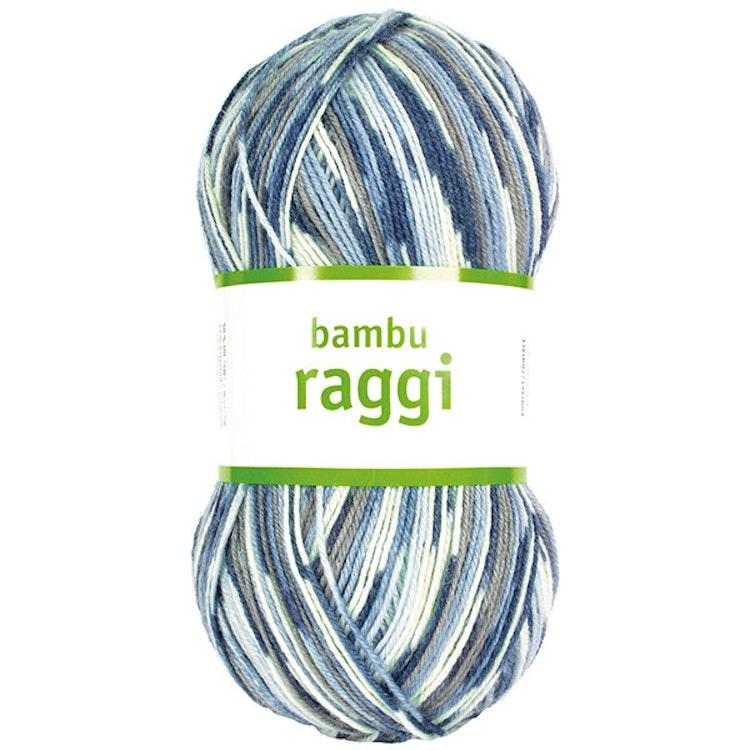 BAMBU RAGGI 100G ROCKYBLUE PRINT