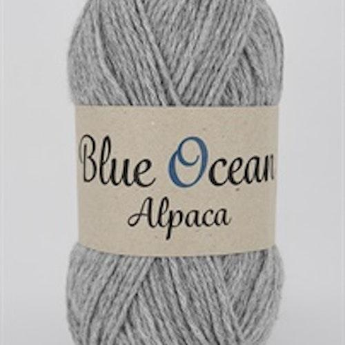 Blue Ocean Alpaca Ljusgrå