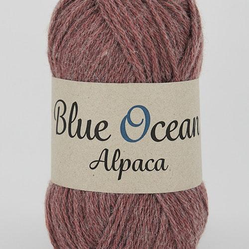 Blue Ocean Alpaca Roströd