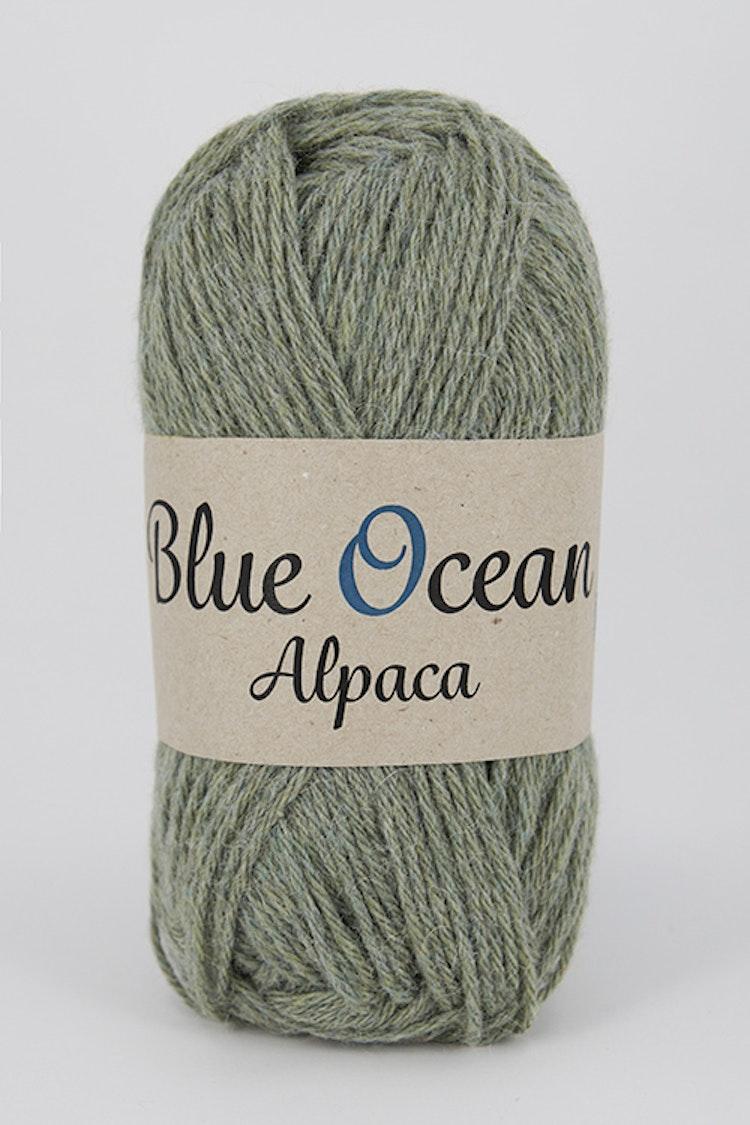 Blue Ocean Alpaca Grön
