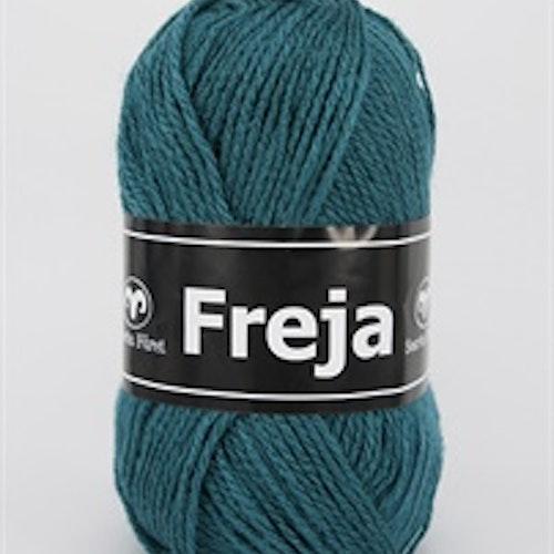 Freja Blå Petrol