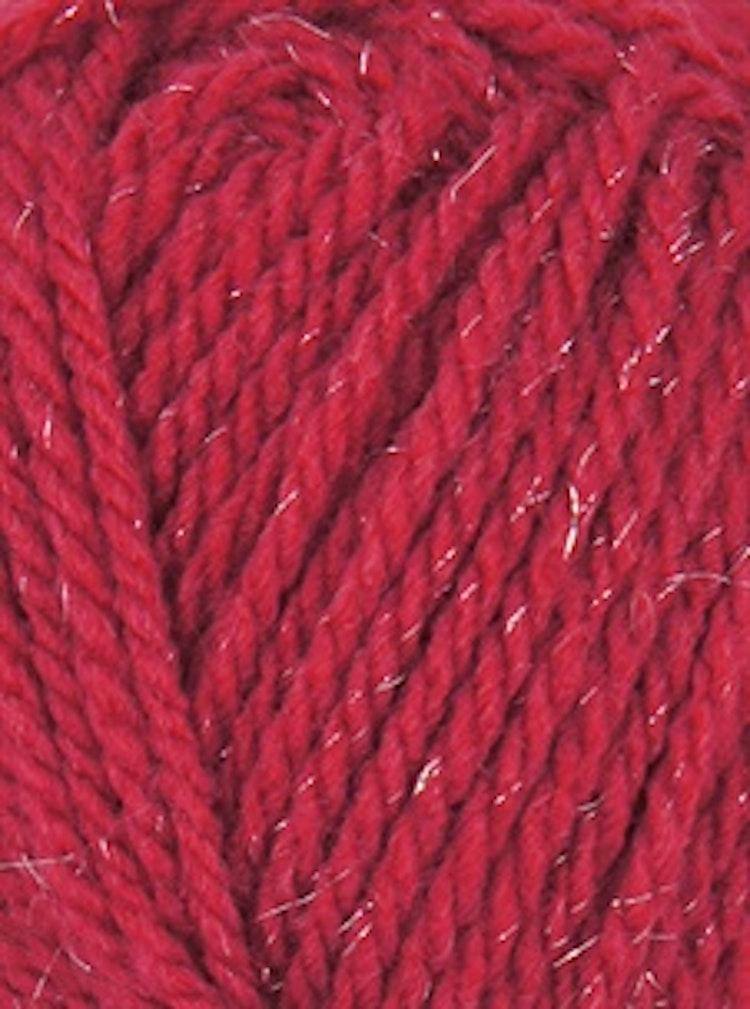 Freja Glitter Röd