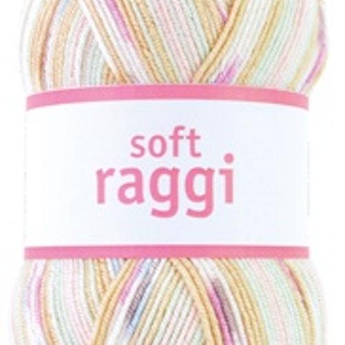 Soft Raggi Milkshake Print