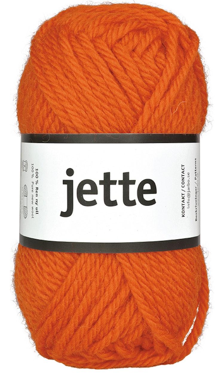 Jette Poppy Orange
