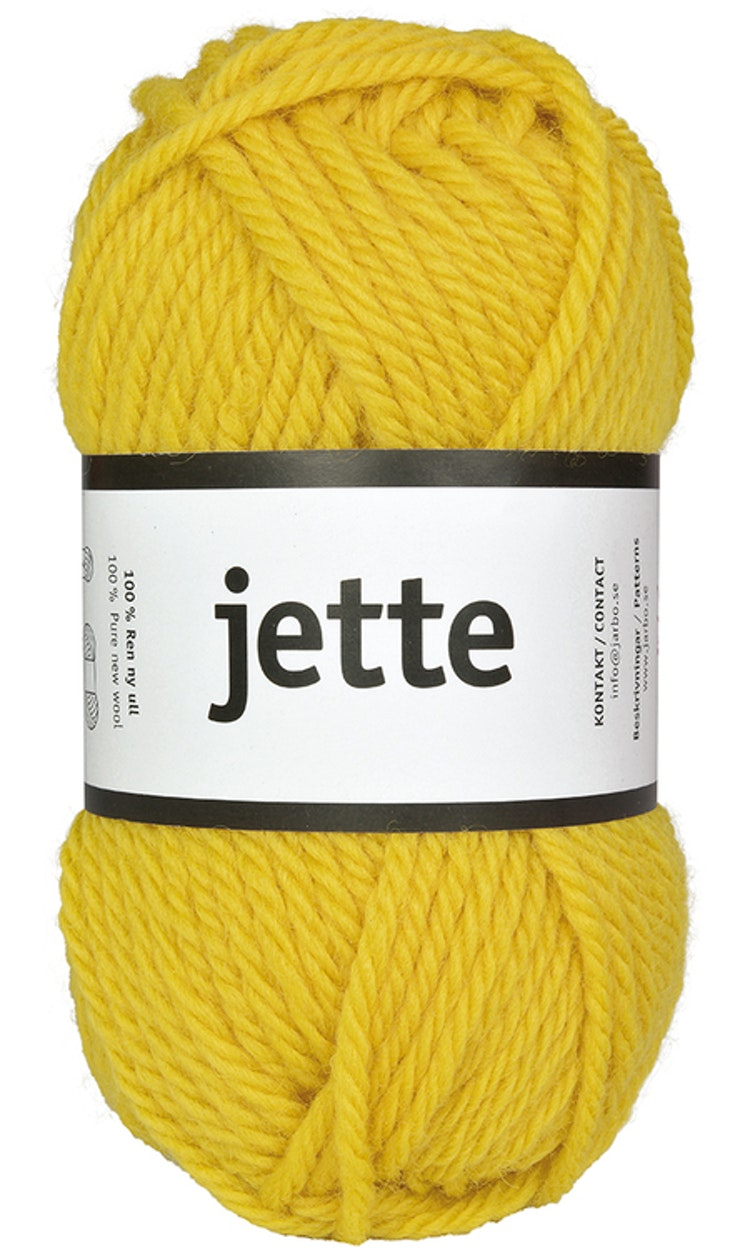 Jette , Canary Yellow