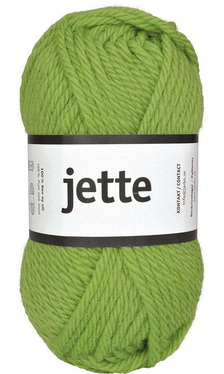 Jette , Lime Green