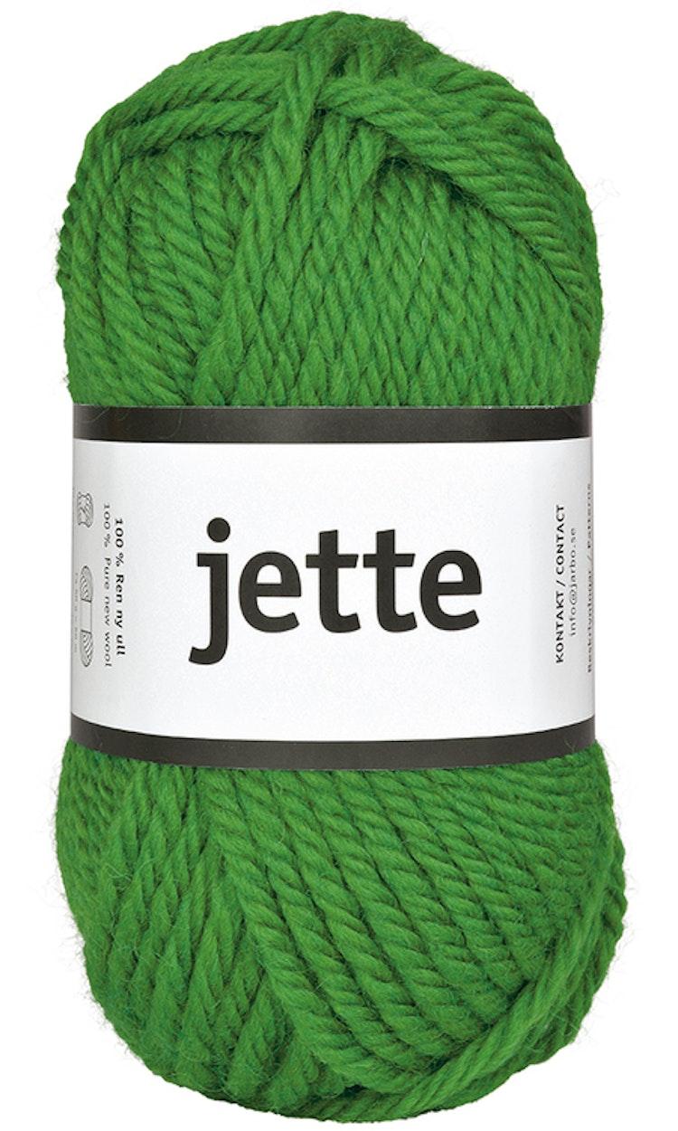 Jette , Granny green