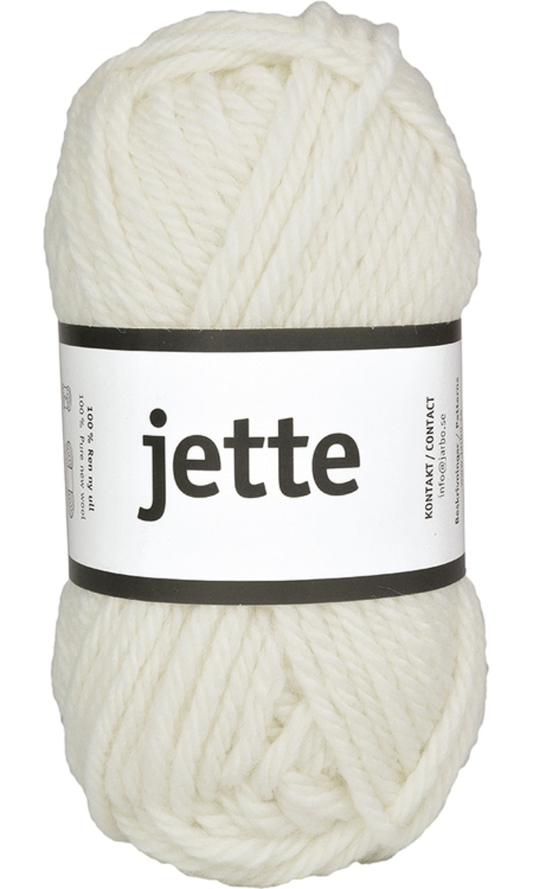 Jette , White Crisp