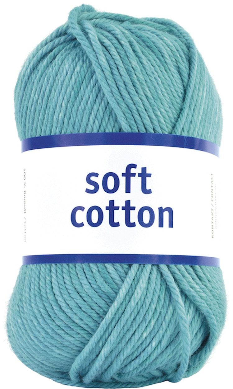 Soft Cotton, Lagoon Splash