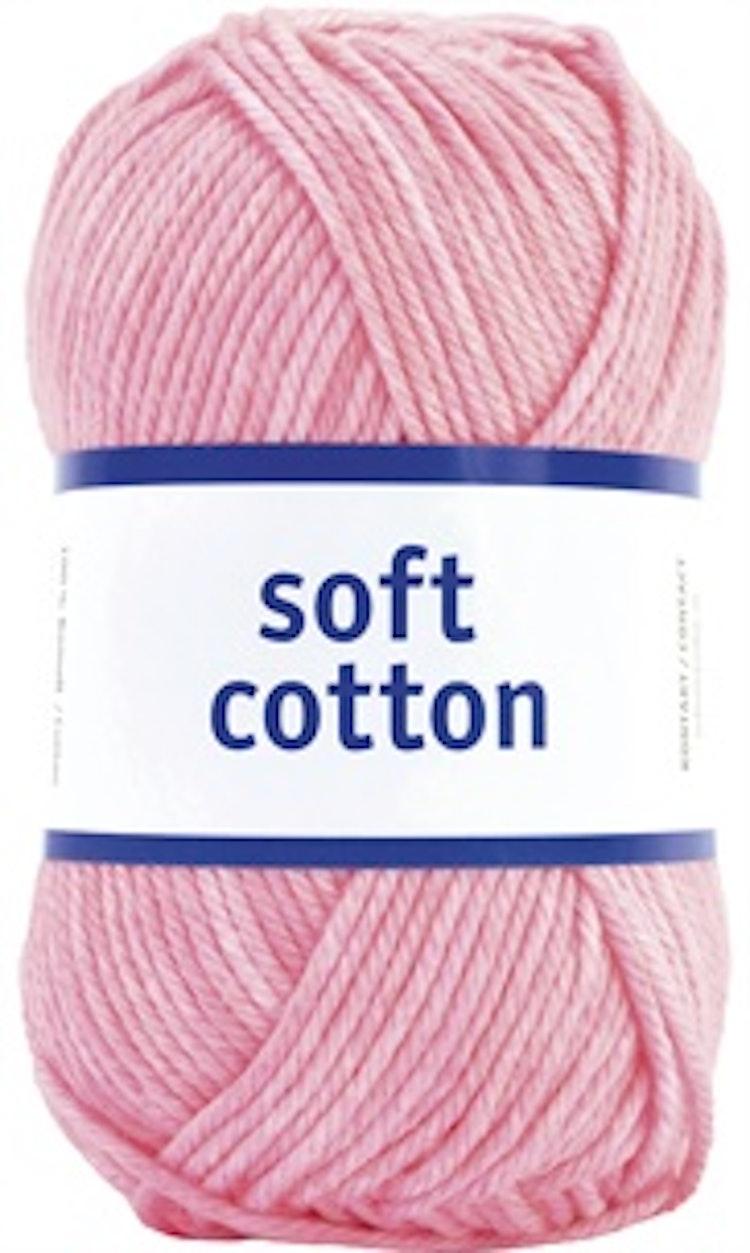 Soft Cotton, Pink Punk