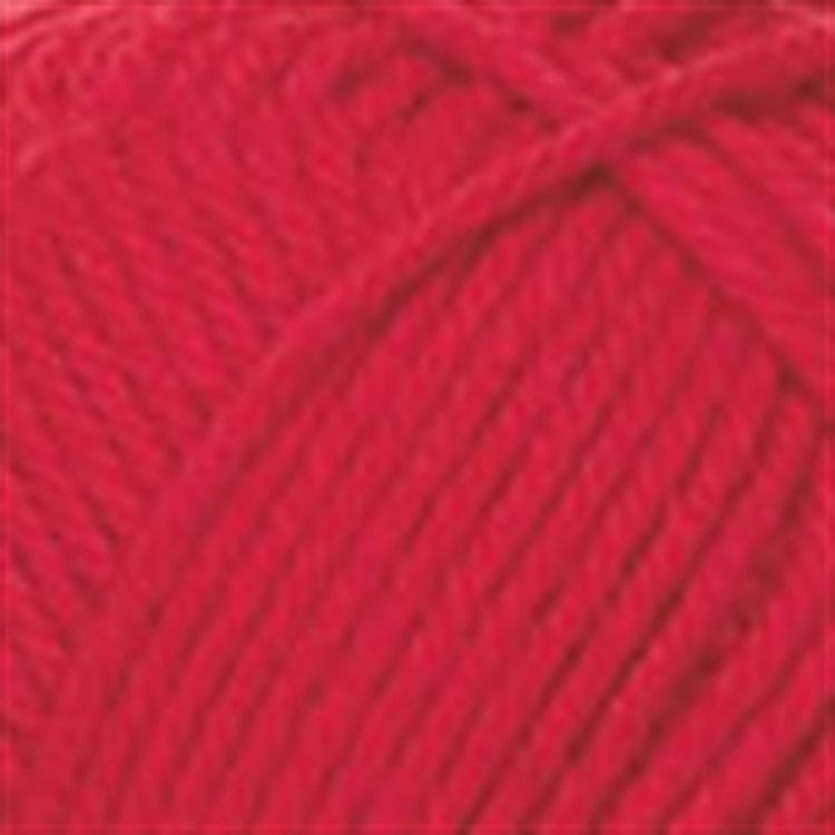 Soft Cotton, Lipstick Red