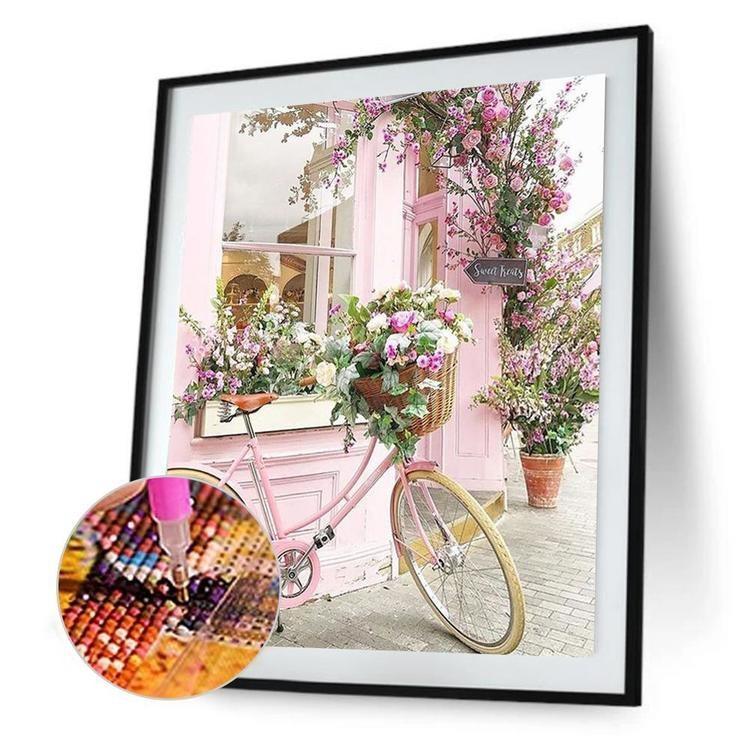 Flower Bike