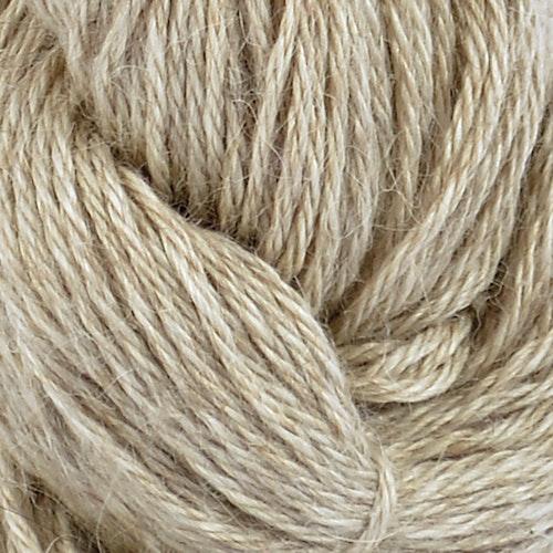 Llama Silk, Linen Beige