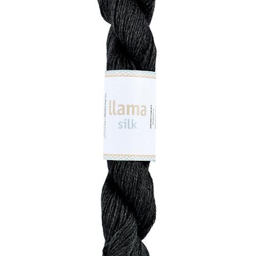 Llama Silk, Graphite gray