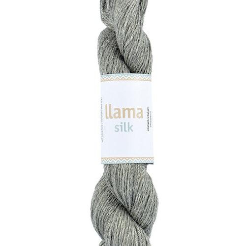 Llama Silk, Pencil gray