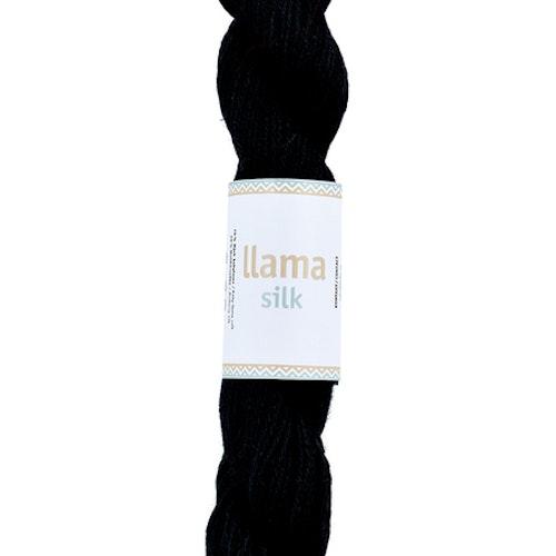 Llama Silk, Markers black