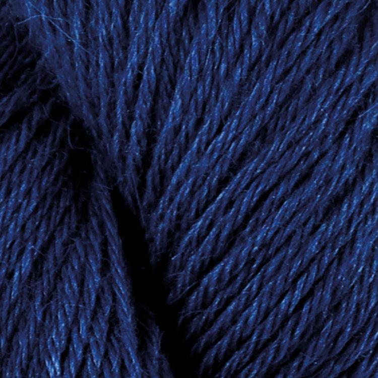 Llama Silk, Navy blue