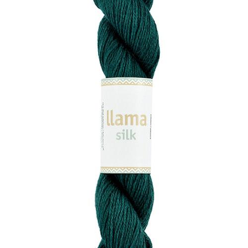 Llama Silk, Dark green